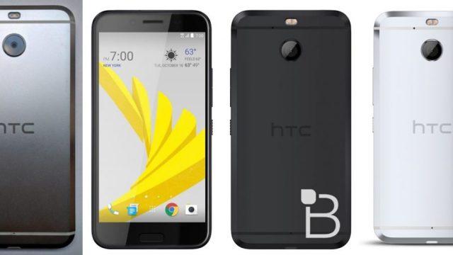 หลุดภาพสไลด์ HTC Bolt (10 evo) ยันสเปคกล้อง 16MP มีมาตรฐานกันน้ำ IP57
