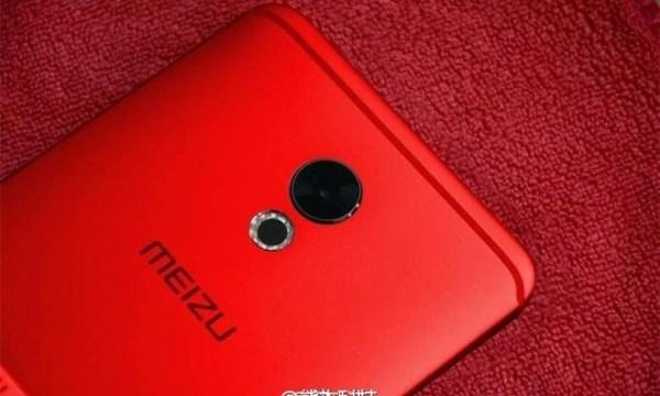 ช่างบาดตา! หลุดภาพ Meizu Pro 6 Plus สีแดงสด คาดสเปคไม่เปลี่ยนแปลง