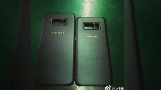 ตัวเคสยันชัด Samsung Galaxy S8 /  S8 Plus เปลี่ยนจุดสแกนลายนิ้วมือใหม่
