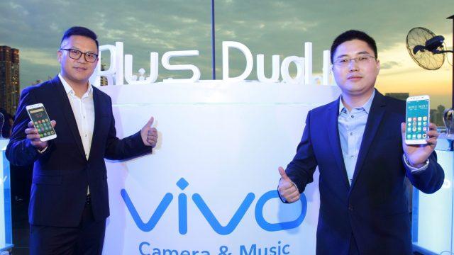 """Vivo จัดงานเปิดตัว Vivo V5Plus ในงาน """"VIVO V5PLUS PRESS CONFERENCE 2017"""""""