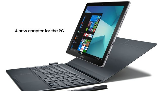 Samsung ลุยตลาด Hybrid Notebook เปิดตัว Galaxy Book สองรุ่นใหม่พลังชิป Intel