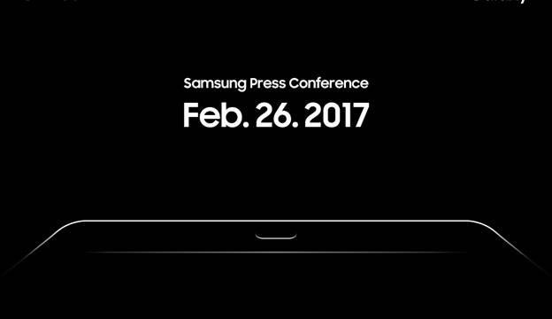 Samsung ยืนยัน Galaxy Tab S3 คือดาวเด่นประจำบูธงาน MWC 2017