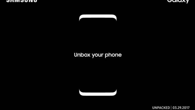 สำเนาถูกต้อง Samsung เผยวีดีโอแรกแย้มกำหนดจัดงาน UNPACKED Galaxy S8 ปลายมีนา