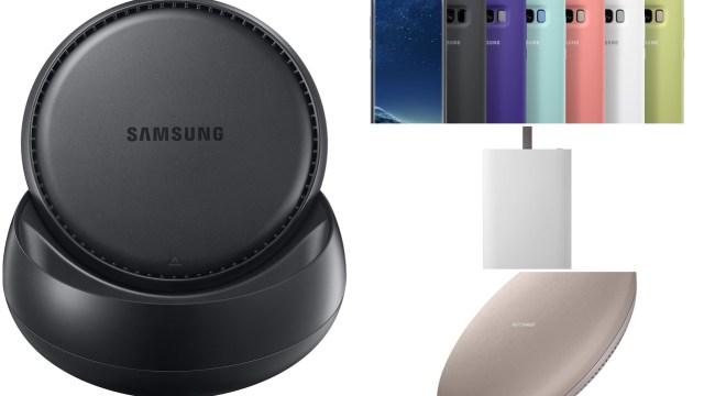 เคาะราคา Samsung DeX Station ในไทย 3,900 บาท พร้อมชุดแอสเซสเซอรี่ Galaxy S8 / S8+
