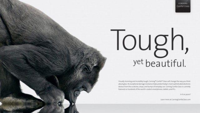 Apple ลงทุน 200 ล้านเหรียญฯ ในธุรกิจกระจก Gorilla ของ Corning