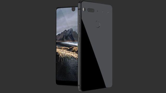 ศาสดา Android เปิดตัว Essential Phone สมาร์ทโฟนไร้ขอบจอกับแนวคิดสุดล้ำ