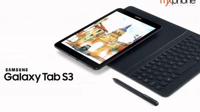 [Review] Samsung Galaxy Tab S3 แท็บเล็ตระดับพรีเมียม พร้อมปากกา S-Pen คู่ใจ