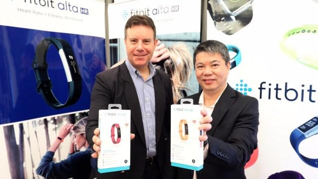 Fitbit Alta HR สายรัดข้อมือฟิตเนสพร้อมขายในไทย เปิดราคา 7,490 บาท