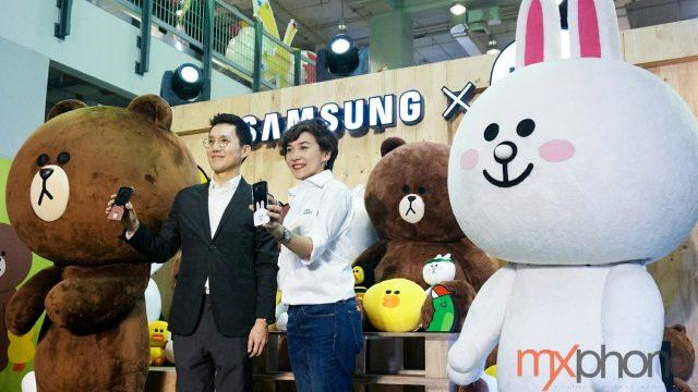 แฟน LINE ห้ามพลาด! เปิดแล้ว Samsung X LINE FRIENDS Pop Up Event ครั้งแรกในไทย จัดถึง 30 ก.ค.นี้
