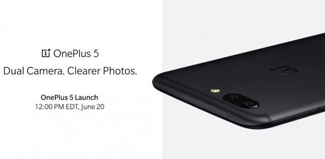 ภาพดีไซน์ด้านหลัง OnePlus 5 การันตีกล้องคู่ พร้อมคลิปโชว์ศักยภาพการบันทึกเสียง