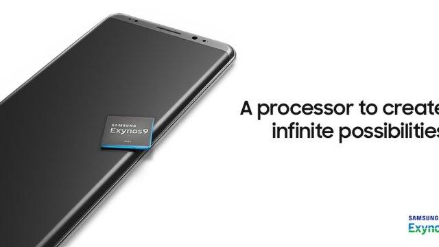 Samsung หยอดทีเซอร์ชิป Exynos 8895 เคียงคู่ Galaxy Note8 คาดวางขายก.ย.นี้
