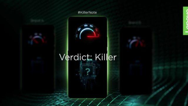Lenovo ส่งทีเซอร์ #KillerNote รุ่นใหม่ ชูจุดแข็งด้านการประมวลผล
