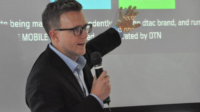 dtac ไขข้อข้องใจ LINE Mobile! บทสรุปคือแบรนด์ที่ 2 ที่ทำตลาดแยกกัน
