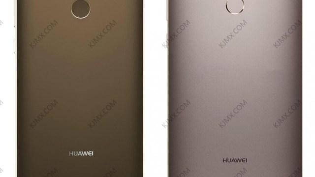 หลุดภาพอวดดีไซน์เครื่อง Huawei Mate 10 Pro พร้อมเทียบกับ Mate 9