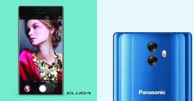 Panasonic เปิดตัว Eluga C สมาร์ทโฟนจอไร้ขอบ พร้อมกล้องหลังคู่
