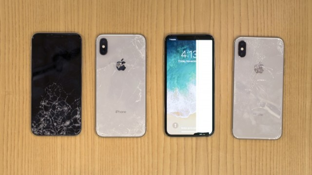 ผล Drop Test ชี้ชัด iPhone X บอบบางกว่า iPhone 8 ตกแตกแน่นอน