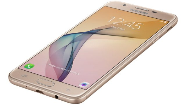 Samsung เปิดตัว Galaxy On7 Prime สมาร์ทโฟนรุ่นประหยัดที่อินเดีย