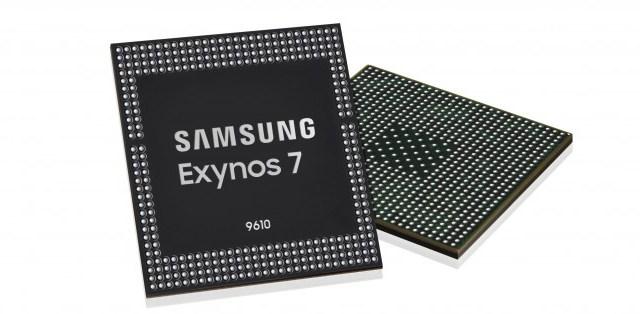 Samsung เปิดตัวชิปเซตระดับกลาง Exynos 7 Series 9610 รองรับวีดีโอสโลโมชั่น 480fps