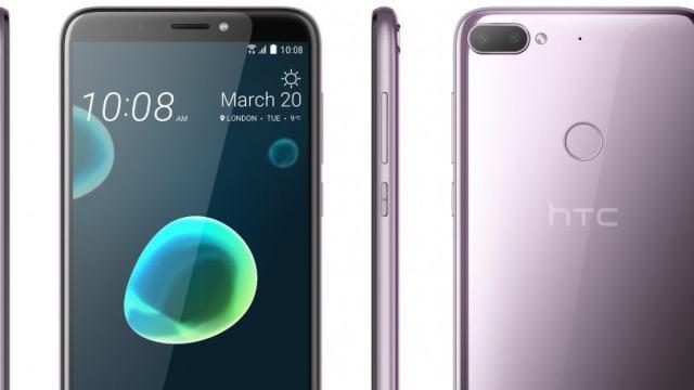เผยโฉม HTC Desire 12 และ Desire 12+ สมาร์ทโฟนจอใหญ่ รุ่นท็อปติดกล้องคู่ ราคาน่าคบ