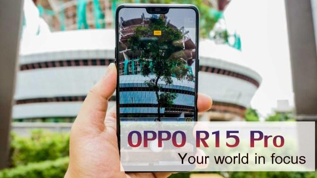 สำรวจระบบ AI อัจฉริยะบนกล้องของ OPPO R15 Pro กับความสามารถที่เหนือกว่าถ่ายภาพ