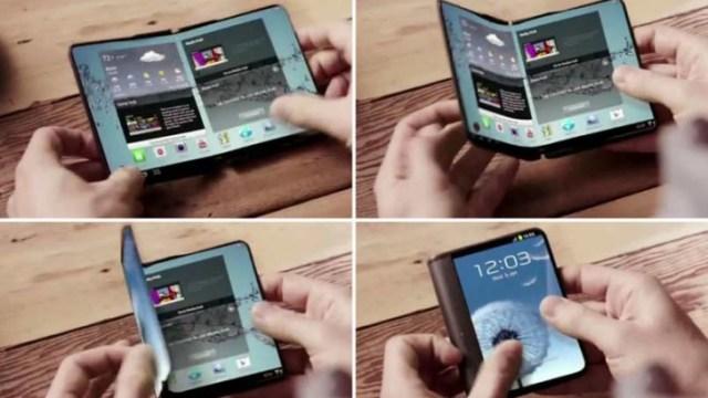 แผงจอ OLED พับงอได้ของ Samsung จะเริ่มเดินสายผลิตในซัมเมอร์นี้