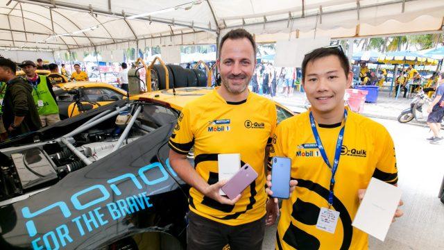 Honor Play เดินเครื่องเต็มสูบเปิดตัวในประเทศไทย พร้อมประกาศจับมือ Audi Sport R8 LMS