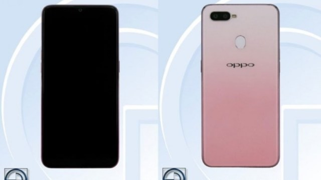 TENAA ปล่อยเรนเดอร์ OPPO F9 สีใหม่ สีชมพู โดยสเปคยังคงเดิม
