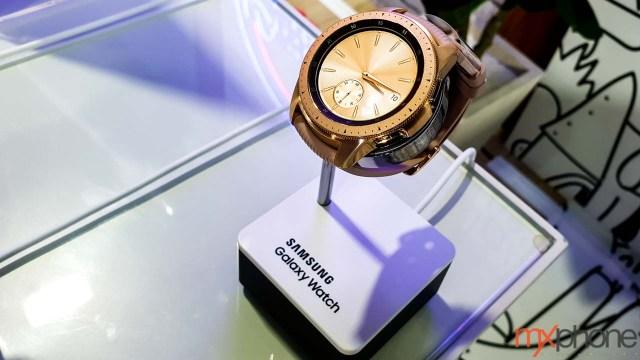 Samsung เปิดราคา Galaxy Watch ในไทยเริ่มที่ 11,900 บาท ขายจริงปลายเดือนนี้