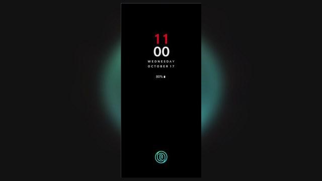 คอนเฟิร์ม OnePlus 6T จะมาพร้อมสแกนลายนิ้วมือบนจอ