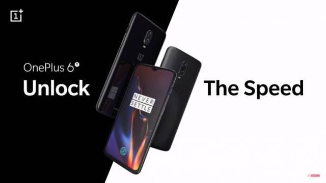 เปิดตัว OnePlus 6T จอติ่งเล็ก, มีสแกนนิ้วบนจอ เพิ่มแบตฯจุ 3,700mAh