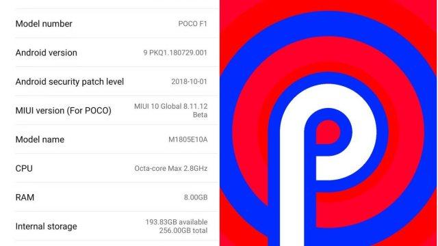 Xiaomi ปล่อย MIUI 10 global beta สำหรับ Poco F1 การันตีอัพยาวถึง Android Q