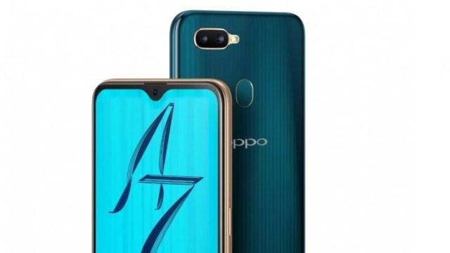 เปิดตัว OPPO A7 มาพร้อมระบบ HyperBoost ให้แบตฯจุใจ 4230mAh