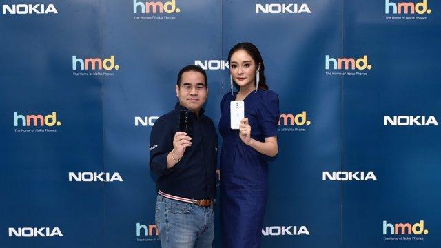 """โนเกียจัดเวิร์คช็อป """"Nokia Smartphone Bothie ง่าย เร็ว ขายดี"""""""