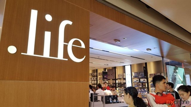 dotlife Flagship Store โฉมใหม่สาขาใหญ่ที่สุด เปิดแล้ว ณ ชั้น 4 ศูนย์การค้าเซ็นทรัลเวิลด์
