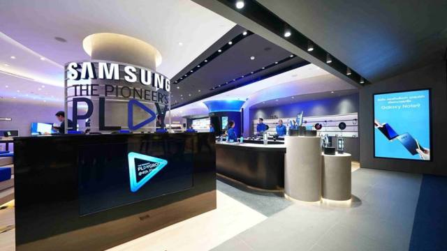 เปิดแล้ว Samsung Experience Store-Large แฟลกชิปสโตร์แห่งแรกของไทย