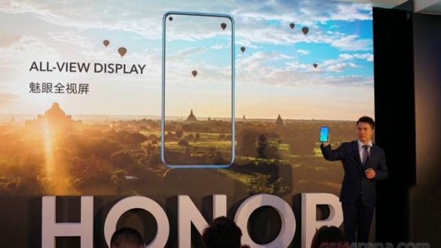 เผยทีเซอร์ทางการของ Honor View 20 ยันดีไซน์จอและสเปคสีที่ขาย