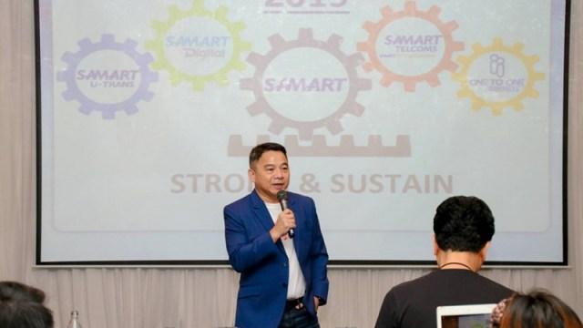กลุ่มสามารถ ชูธุรกิจไอซีทีมาแรง วางเป้า 2019 เป็นปีแห่งการพลิกฟื้นธุรกิจองค์กร