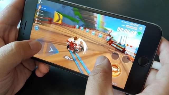 การีน่า เปิดตัวเกมใหม่ Speed Drifters เกมแข่งรถสายดริฟต์แบบมัลติเพลเยอร์