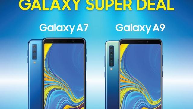 """Samsung ส่งโปรแรง """"Galaxy Super Deal"""" พิเศษสำหรับ Galaxy A7 และ A9"""