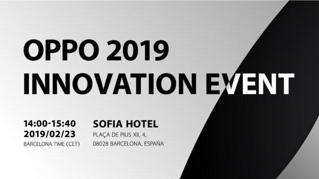 OPPO เตรียมเปิดตัวนวัตกรรมใหม่ที่งาน OPPO 2019 Innovation Event