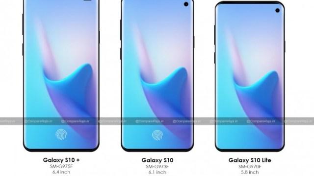 เผยสเปค Samsung Galaxy S10 ทั้งขนาดจอ, แบต และสีที่ขาย