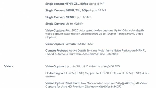 เผยสเปคชิป Qualcomm บางรุ่นรองรับกล้องสูงถึง 192 ล้านพิกเซล