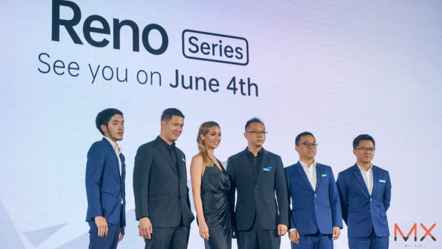 เตรียมพบกับ OPPO Reno Series ในไทย 4 มิ.ย. พร้อมเปิดจองล่วงหน้า 23 พ.ค.นี้