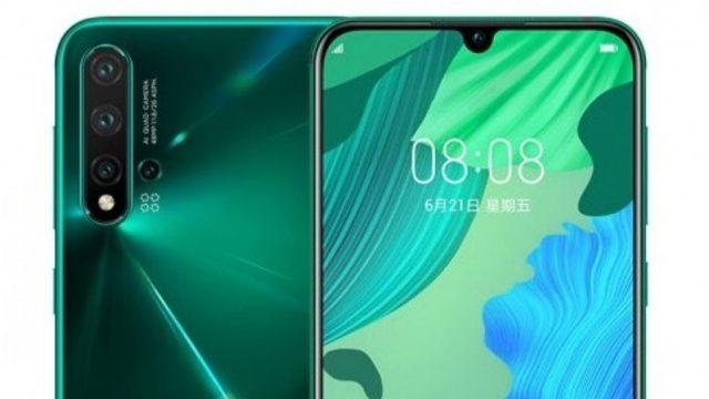 Huawei nova 5 จะมากับชิปเซ็ต 7nm รุ่นใหม่ Kirin 810