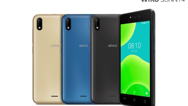 Wiko Sunny4 สมาร์ทโฟน  ครบทุกฟังก์ชั่น ในราคาเพียง 1,790 บาท