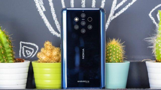 ลือ Nokia 9.1 PureView ใช้ชิป Snapdragon 855 รองรับ 5G และกล้องที่ดีกว่าเดิม