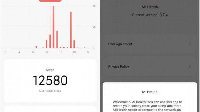 Xiaomi กำลังพัฒนาแอปเพื่อการดูแลสุขภาพตัวใหม่ในชื่อ Mi Health