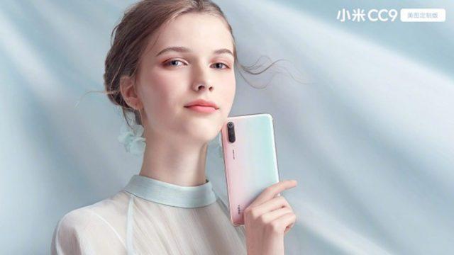 มาครบชุด! เปิดตัว Xiaomi Mi CC9, CC9e และ CC9 Meitu Edition เน้นขายเซลฟี่