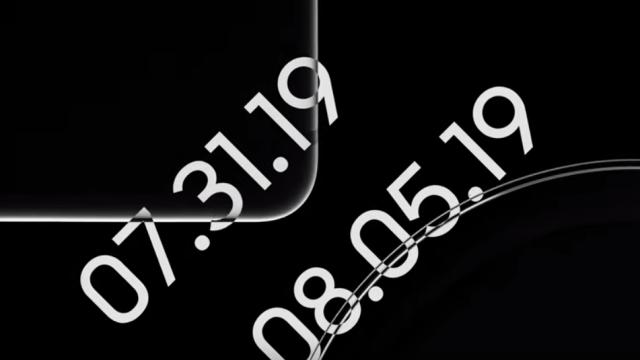Samsung Galaxy Tab S6 เปิดตัว 31 ก.ค. ส่วน Galaxy Watch Active 2 มา 5 ส.ค.