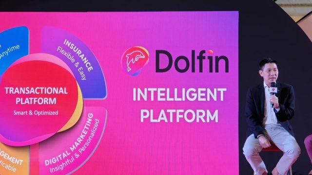 เจดี ฟินเทค โฮลดิ้ง เปิดตัว Dolfin ตั้งเป้าเป็น Transaction Platform ด้านการเงิน